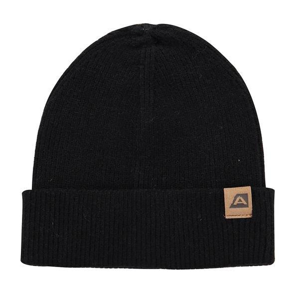 Černá zimní čepice Alpine Pro - velikost S