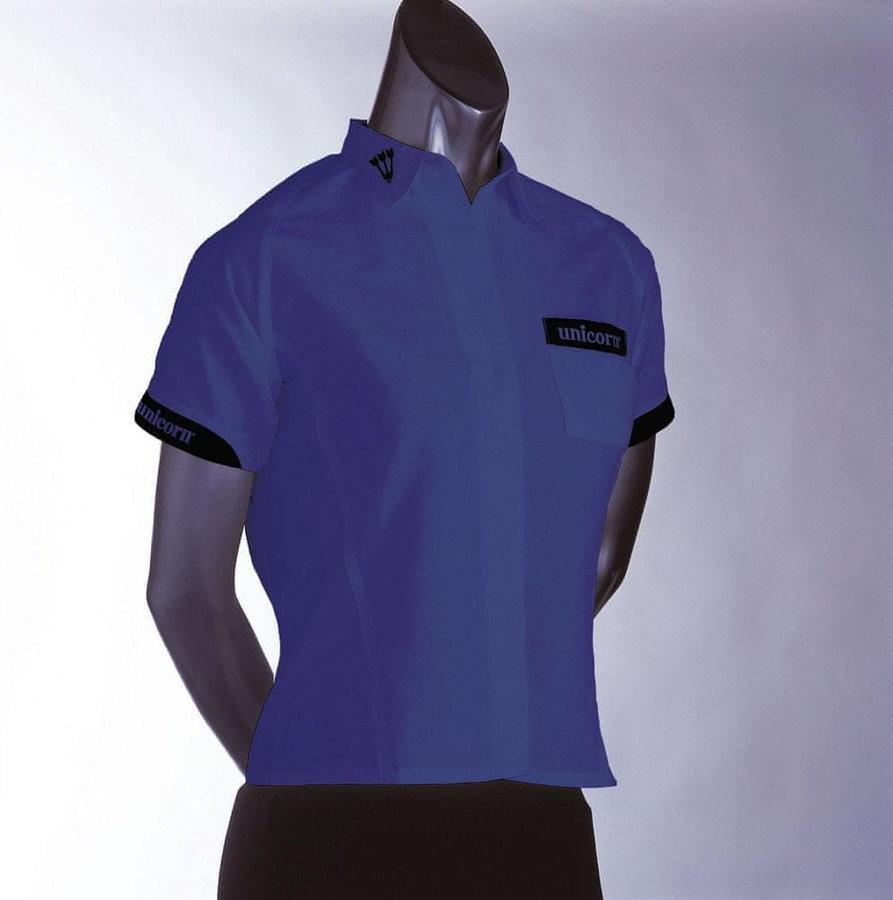 Fialový šipkařský dres Unicorn