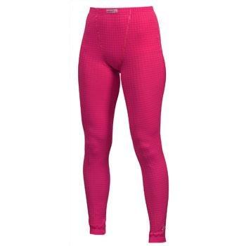 Růžové dámské funkční kalhoty Craft - velikost 34-36
