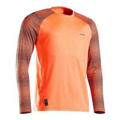 Oranžové pánské tenisové tričko Artengo