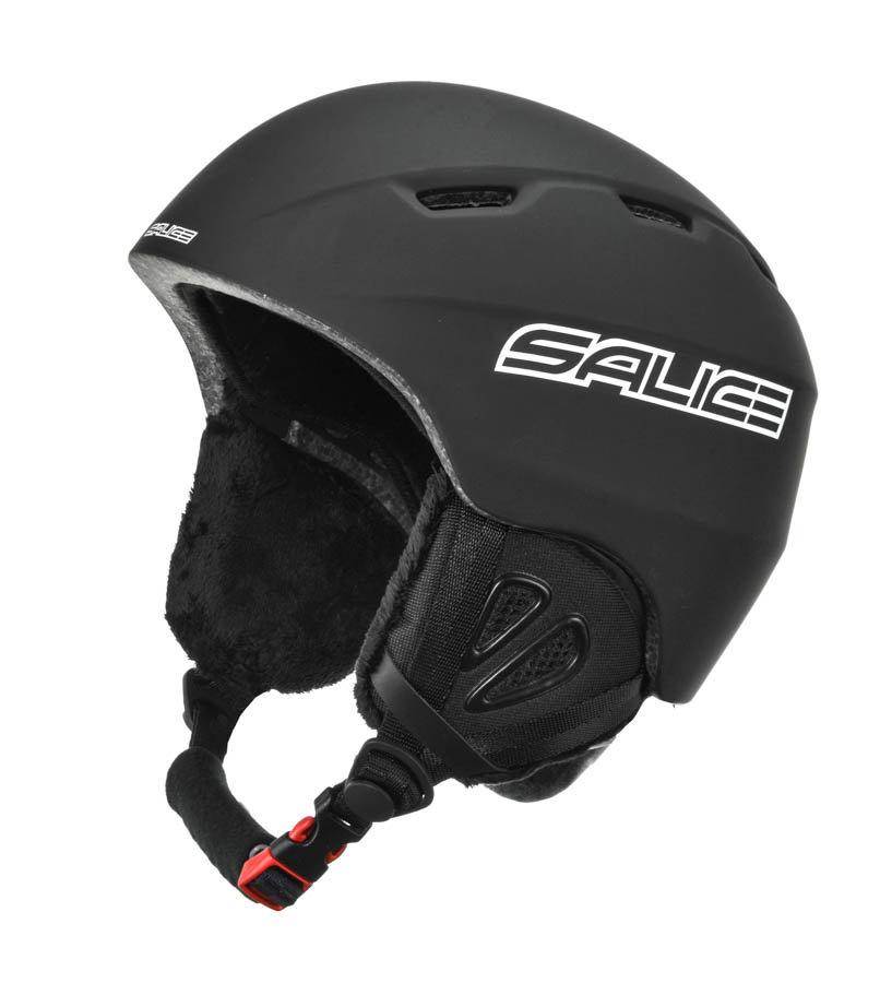 Černá lyžařská helma 2117 of Sweden