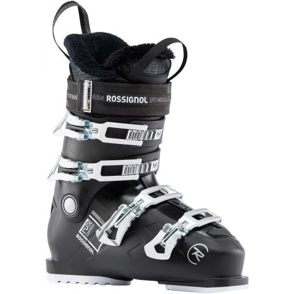Černé dámské lyžařské boty Rossignol - velikost vnitřní stélky 26 cm