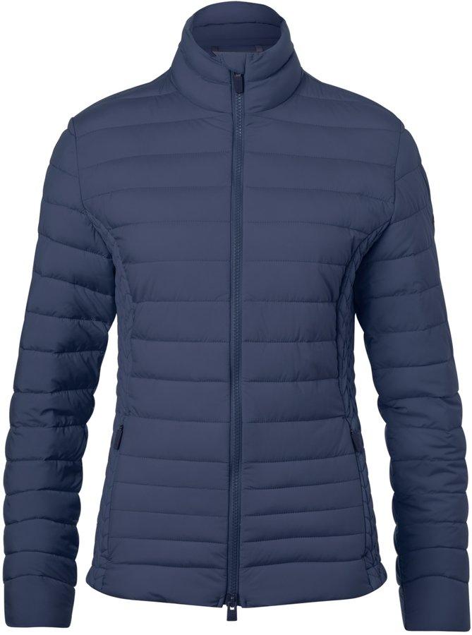 Modrá dámská lyžařská bunda Kjus - velikost 38