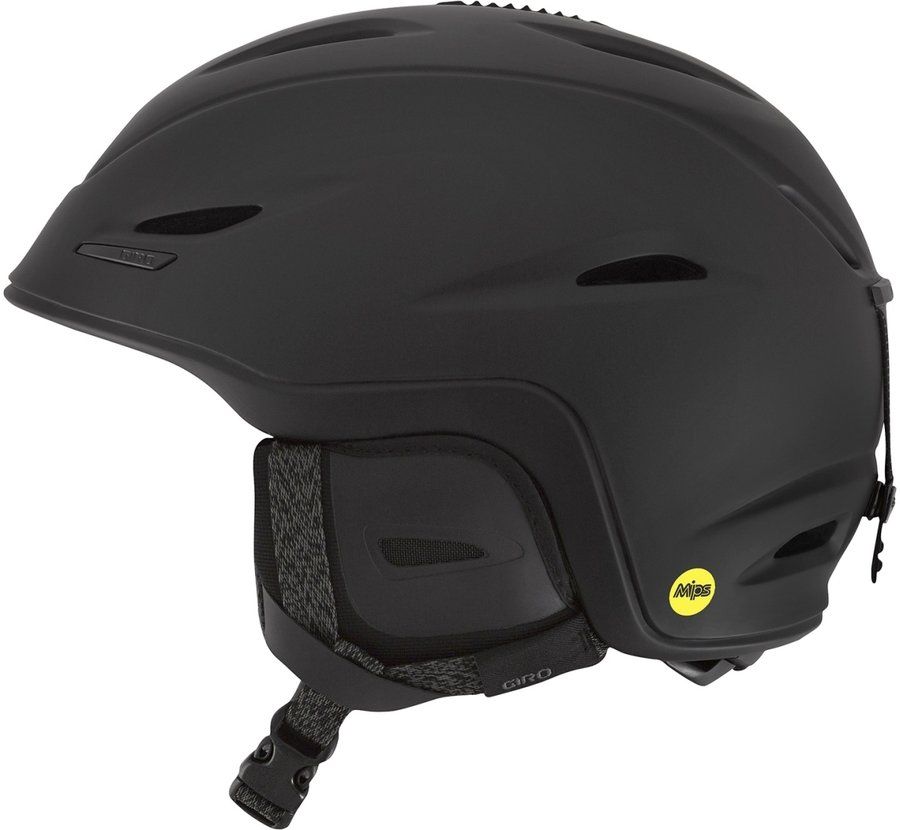 Černá pánská helma na snowboard Giro - velikost XL