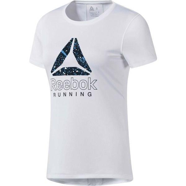 Bílé dámské běžecké tričko Reebok