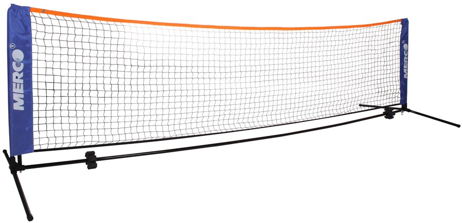 Síť na badminton - Merco badminton set 6 m