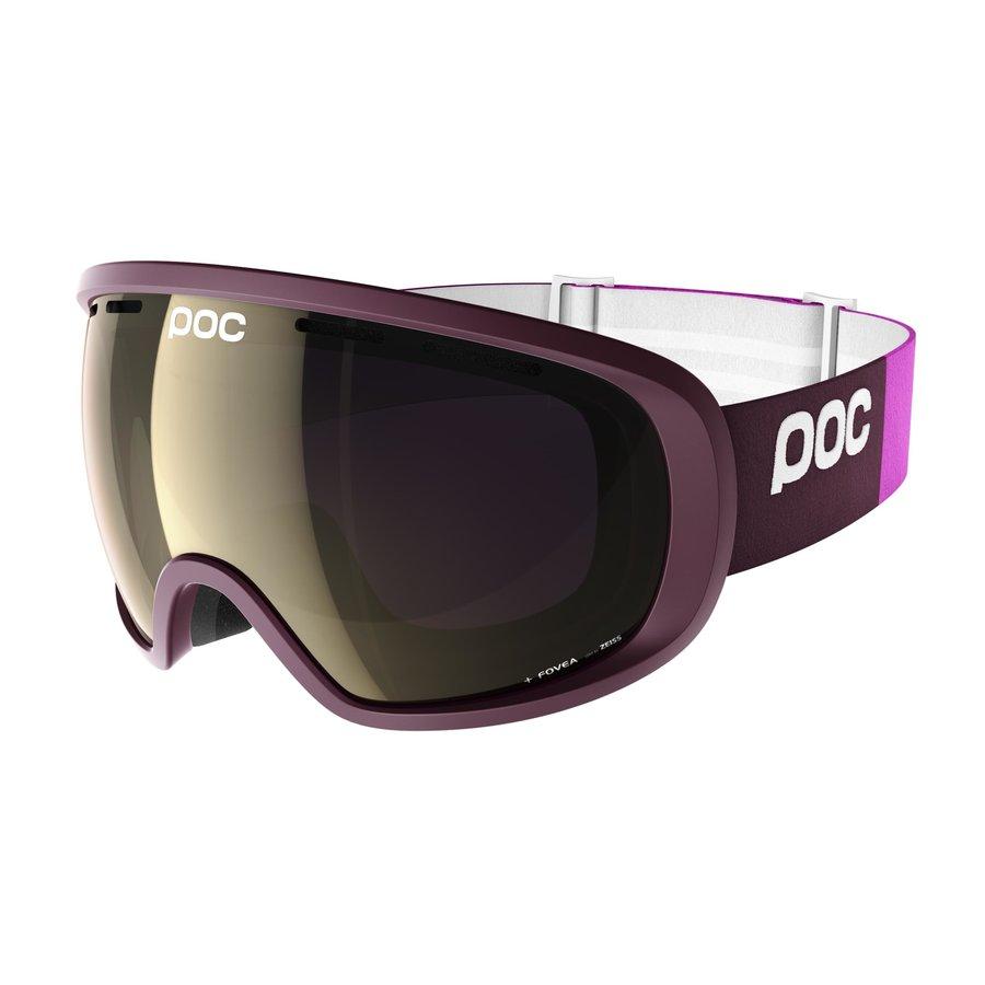 Fialové pánské lyžařské brýle POC