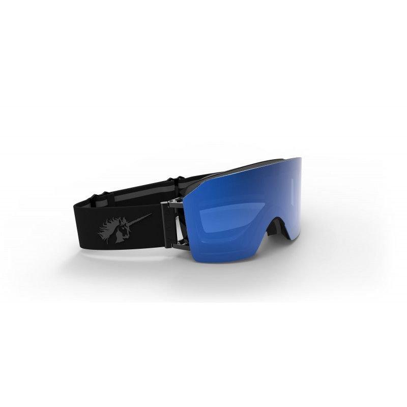 Černé lyžařské brýle Salomon