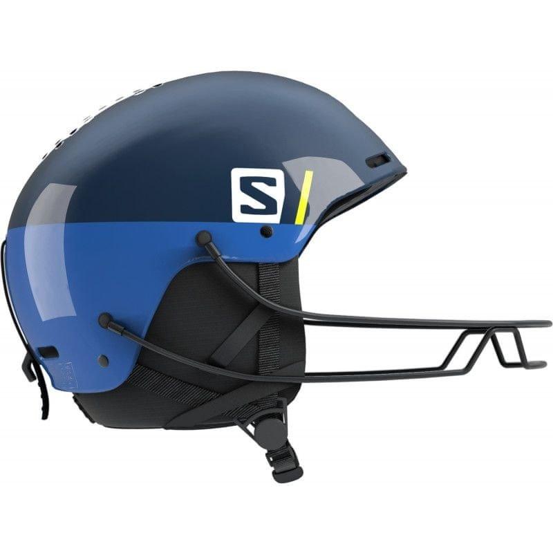 Modrá pánská lyžařská helma Salomon - velikost M