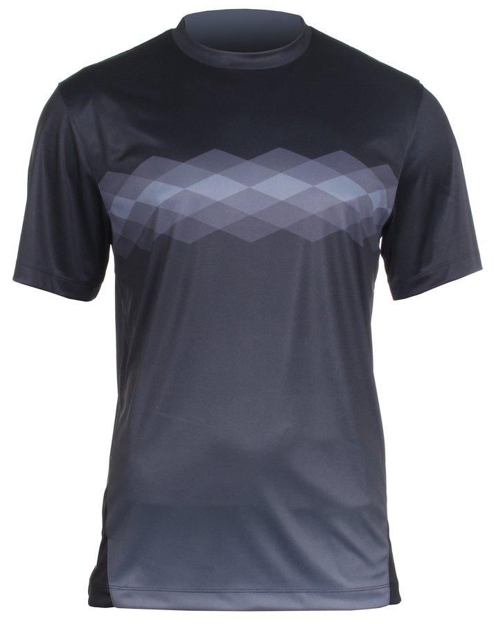 Černé pánské tenisové tričko Wilson - velikost S