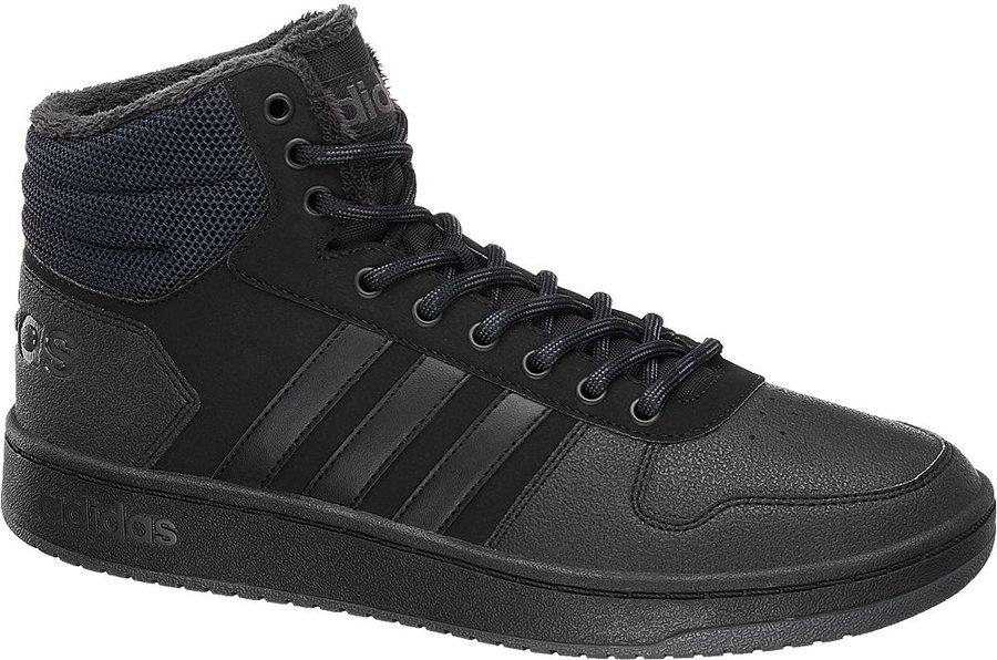 Černé pánské tenisky Adidas - velikost 43 1/3 EU