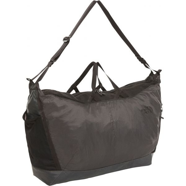 Šedá sportovní taška The North Face - objem 27 l