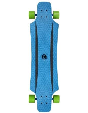 Modrý longboard Choke