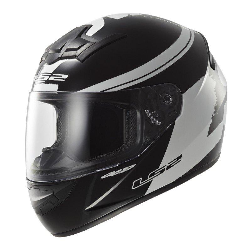 Helma na motorku FF352 Rookie Fluo, LS2