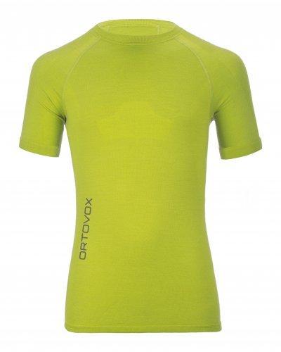 Zelené pánské termo tričko Ortovox - velikost M