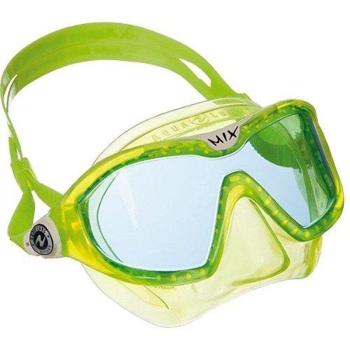 Zelená dětská potápěčská maska Mix, Aqualung