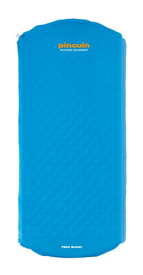 Modrá samonafukovací karimatka Pinguin - tloušťka 2,5 cm