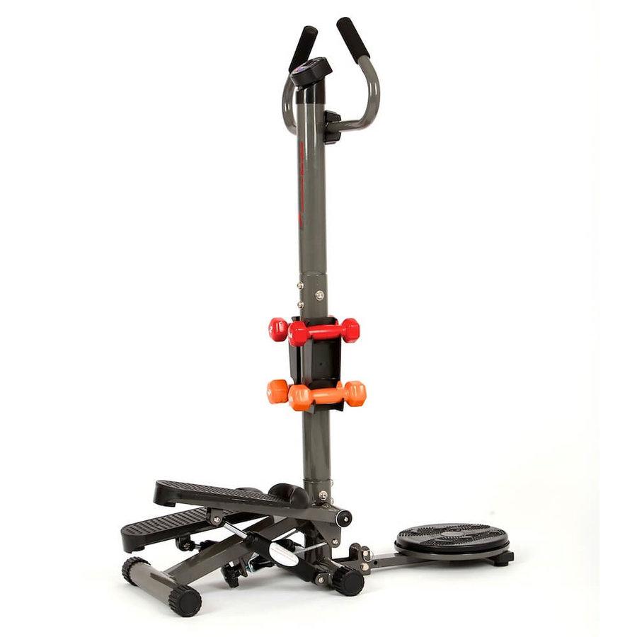 Stepper s držadlem EasyStep, Insportline - nosnost 100 kg