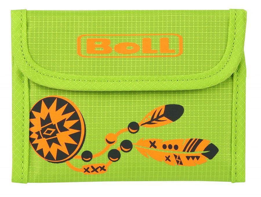 Peněženka - Dětská peněženka Boll Kids Wallet Barva: světle zelená