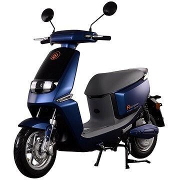 Modrá elektrická motorka Smart, Racceway
