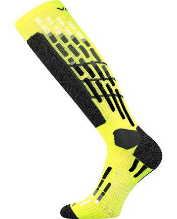Žluté kompresní podkolenky Vxpres, Voxx