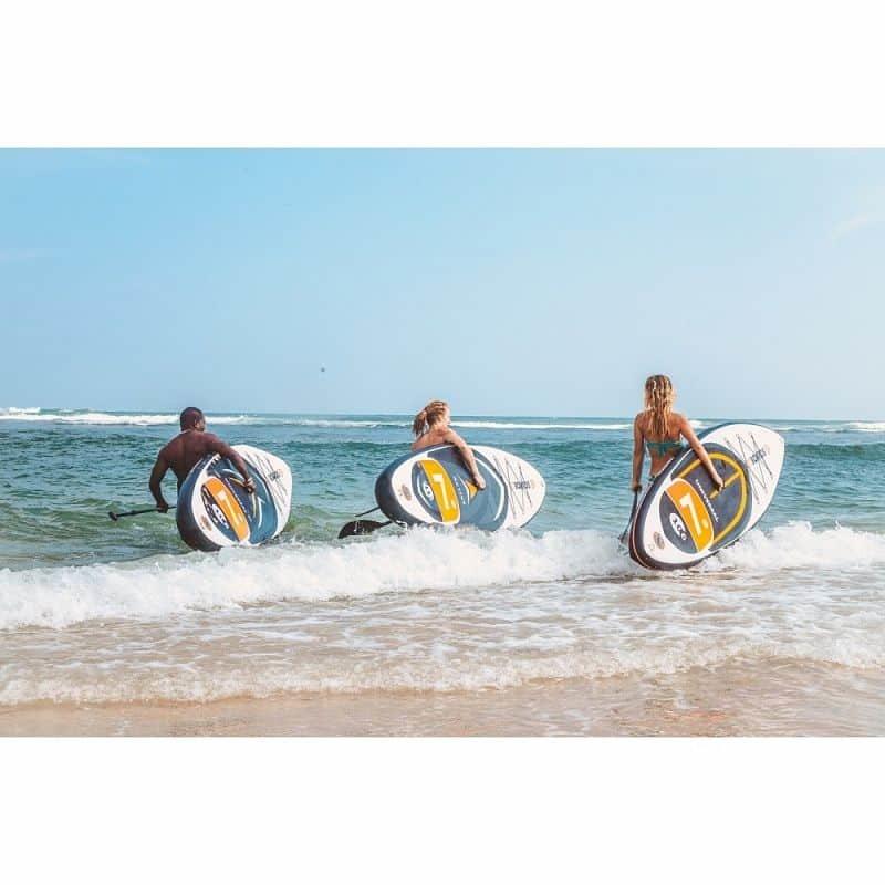 Nafukovací paddleboard D7 BOARDS