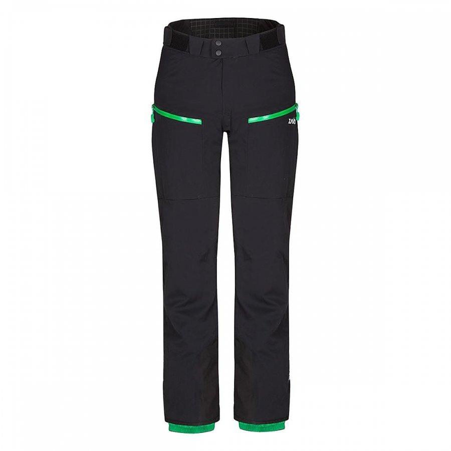 Černé pánské lyžařské kalhoty Zajo