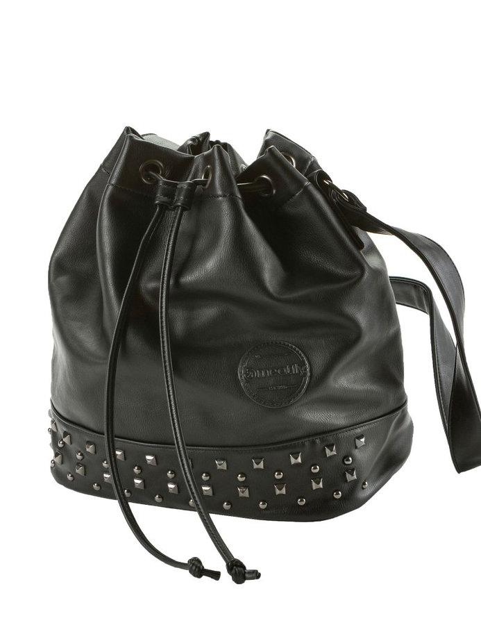 Kabelka - Meatfly Orphan Ladies Bag A - Black Velikost: JEDNOTNÁ VELIKOST
