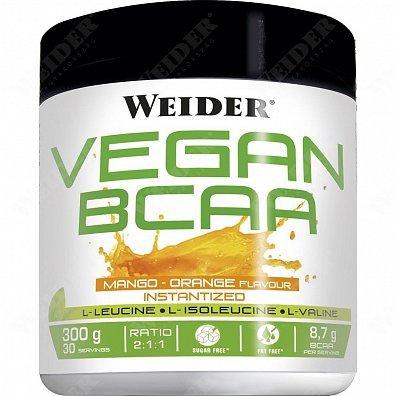 "BCAA Weider ""mango"" a ""pomeranč"" - 300 g"
