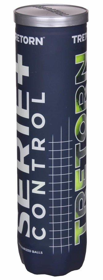 Tenisový míček - Serie+Control tenisové míče balení: 4 ks