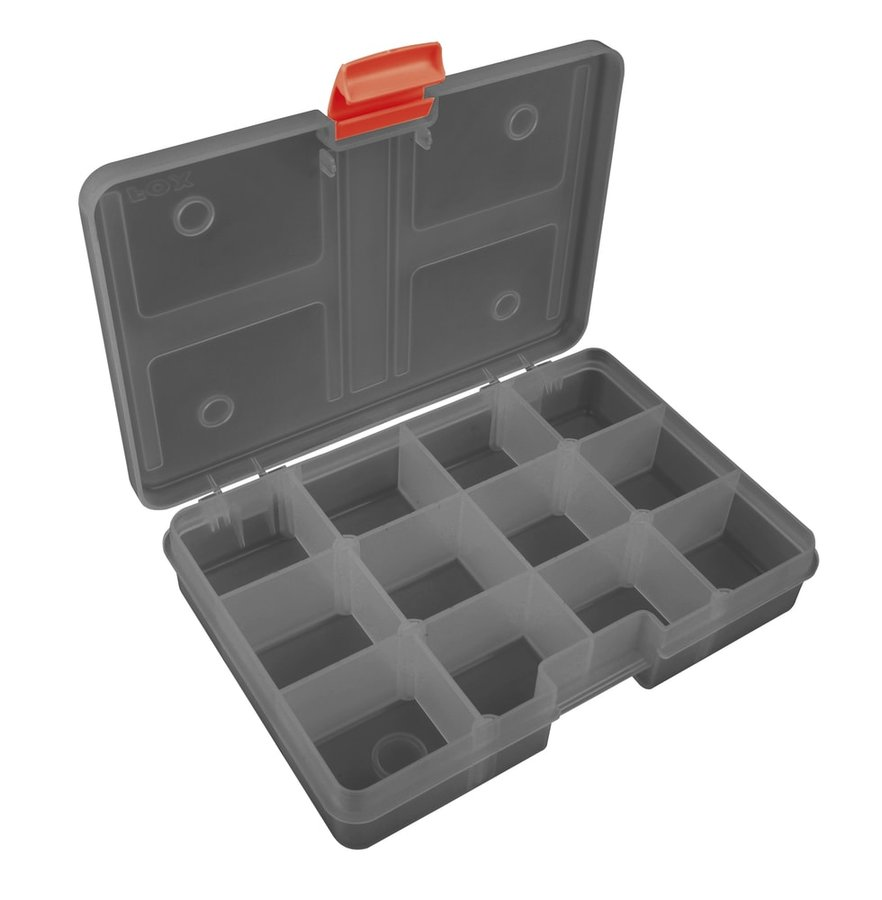 Rybářská krabička - Fox Rage Krabička Stack and Store Box 12 Comp Small Shallow