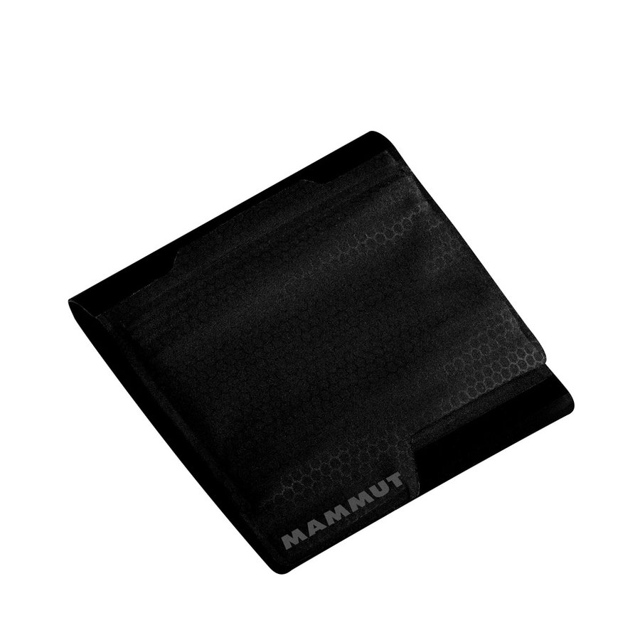 Peněženka - Mammut Smart Wallet Light Black