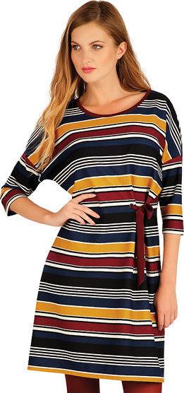 Různobarevné dámské šaty Litex