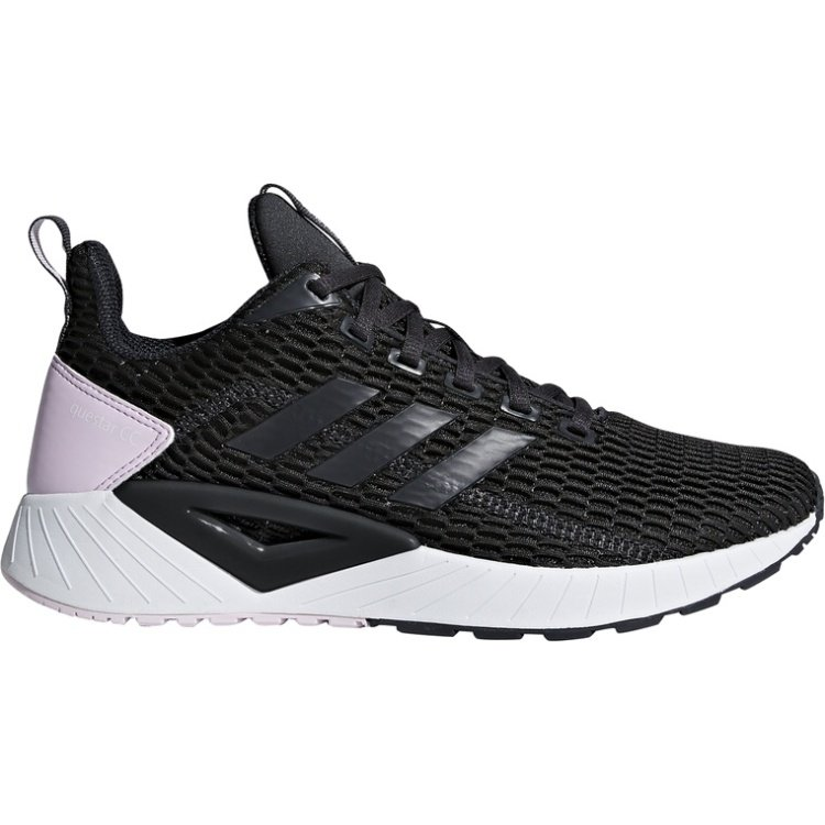 Šedé dámské běžecké boty questar, Adidas - velikost 37 EU