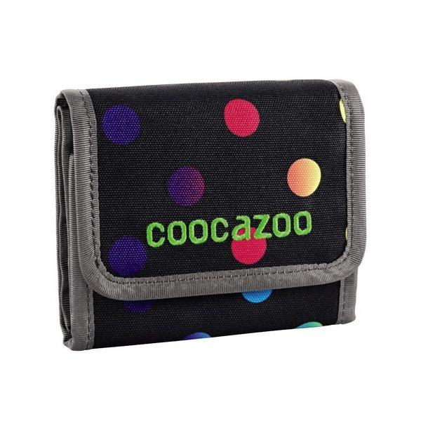 Peněženka - Coocazoo CashDash Magic Polka Colorful