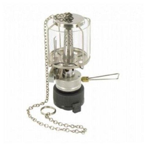 Stříbrná plynová lampa PRO-FORCE