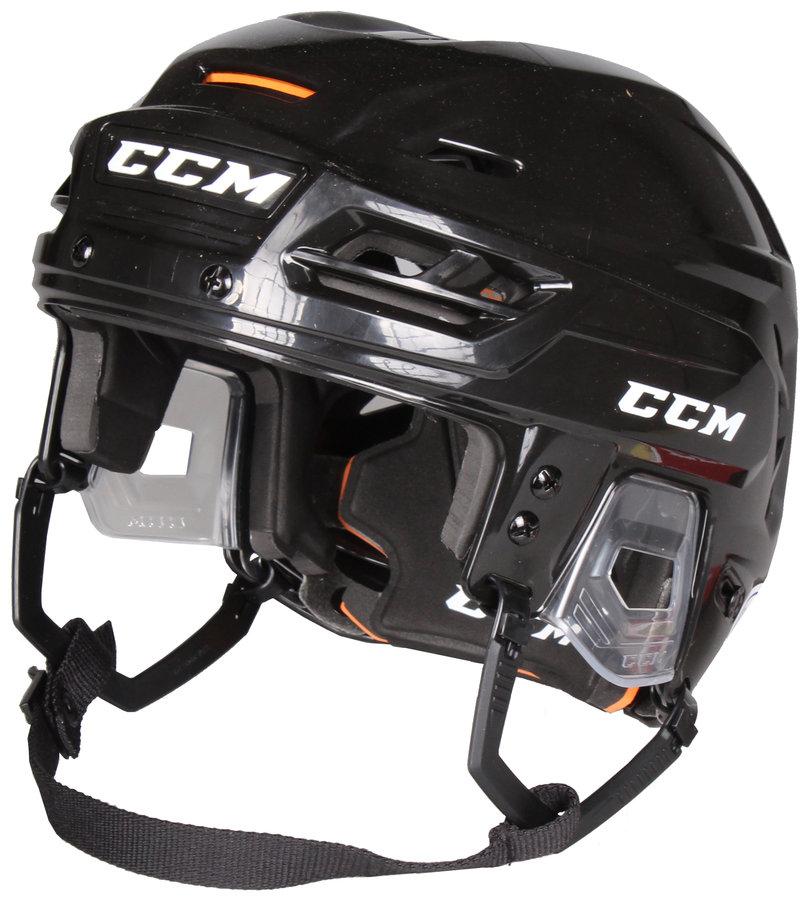 Černá hokejová helma (senior) Tacks 710, CCM - velikost 55-59 cm