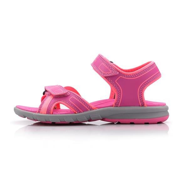 Fialovo-růžové sandály Alpine Pro - velikost 40 EU