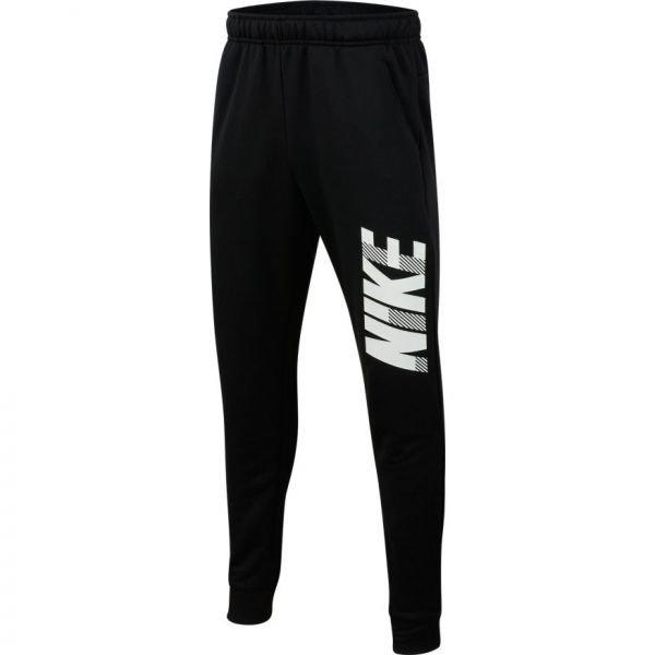 Černé chlapecké tepláky Nike