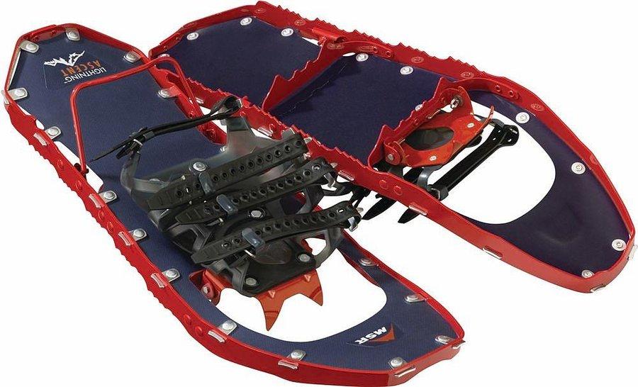 Červená sněžnice MSR - délka 56 cm