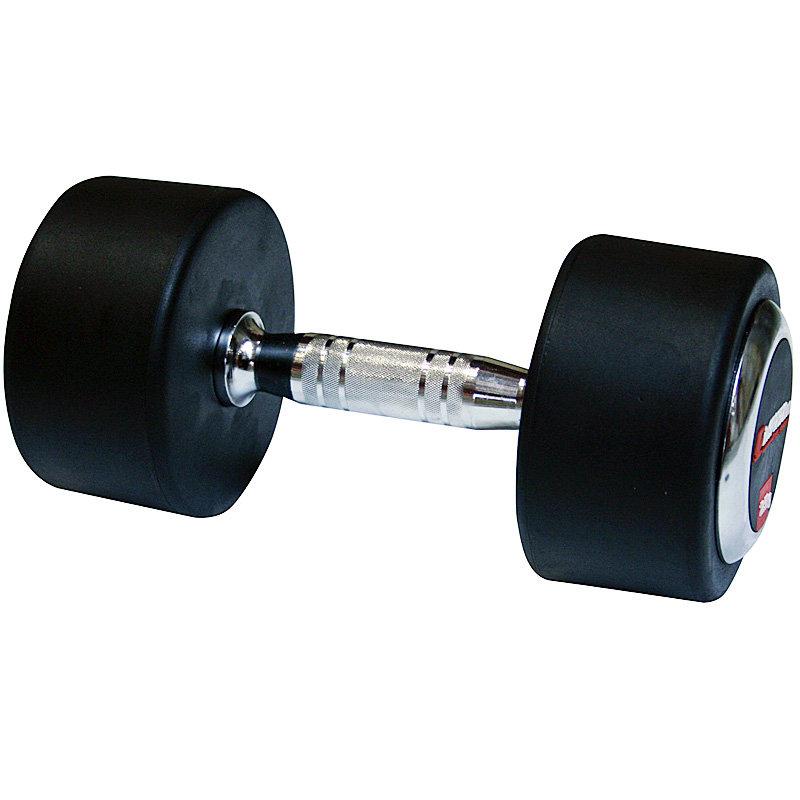 Jednoruční činka inSPORTline - 50 kg
