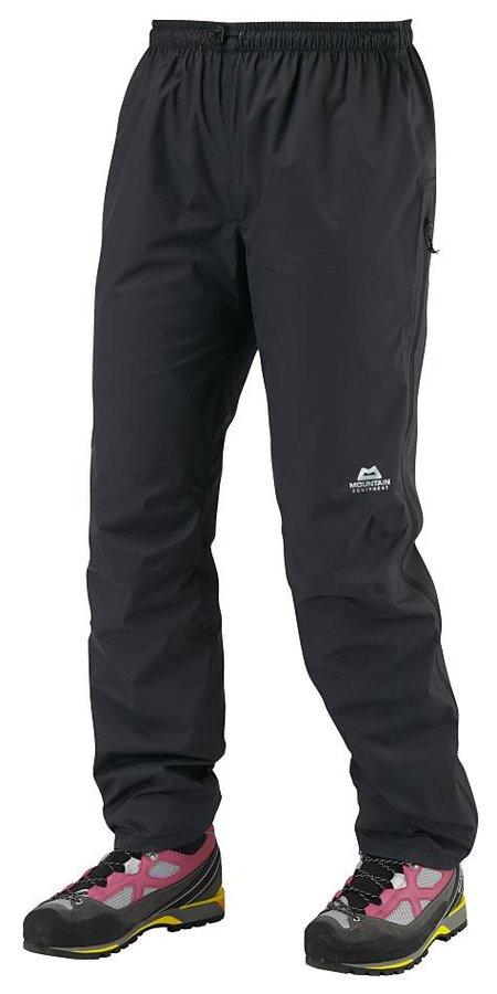 Černé dámské turistické kalhoty Mountain Equipment
