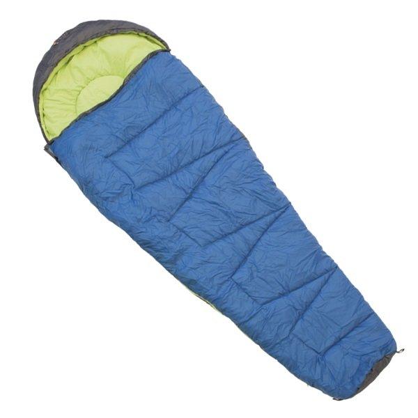 Modrý spací pytel Yate - délka 230 cm