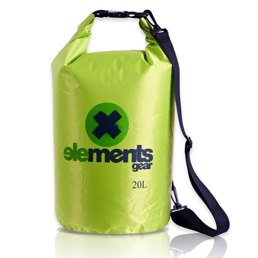Zelený lodní vak Light, Elements Gear - objem 20 l