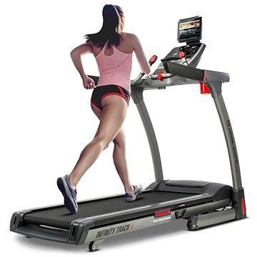 Běžecký pás Infinity Track 4.0, Capital Sports - nosnost 130 kg