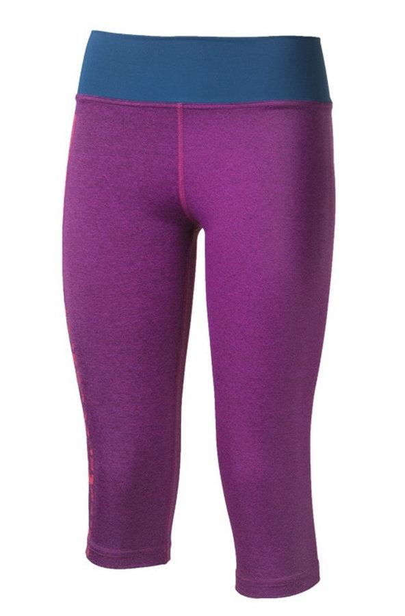 Fialové dámské kalhoty Progress - velikost L