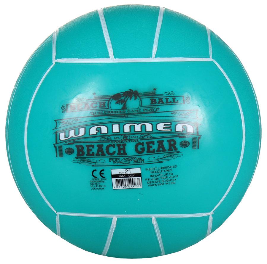 Plážový míč - Waimea Play 21 plážový míč zelená