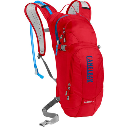 Batoh - Cyklistický batoh CamelBak Lobo červený