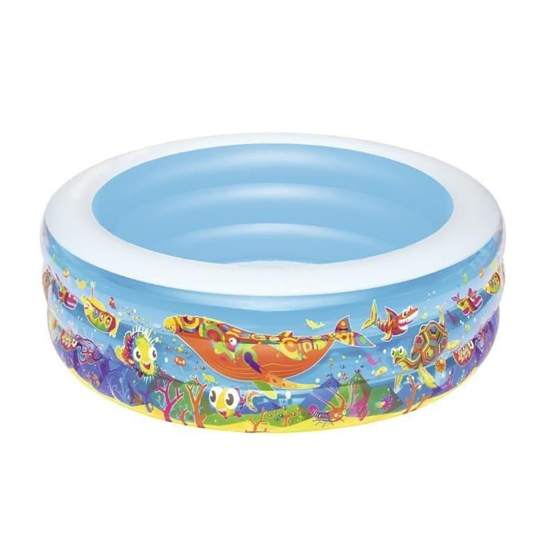 Dětský nafukovací kruhový bazén Bestway - průměr 152 cm