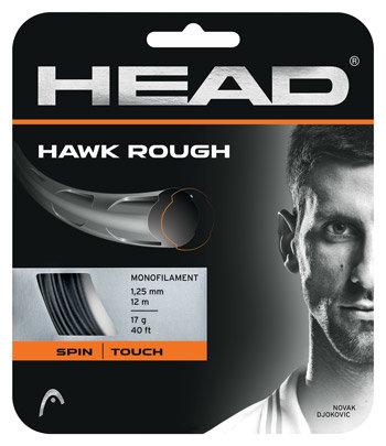 Tenisový výplet Hawk Rough, Head - průměr 1,25 mm a délka 12 m